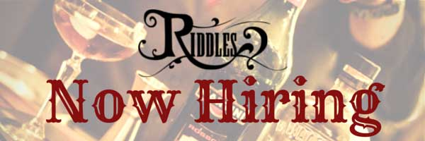 Working at Riddles Altrincham