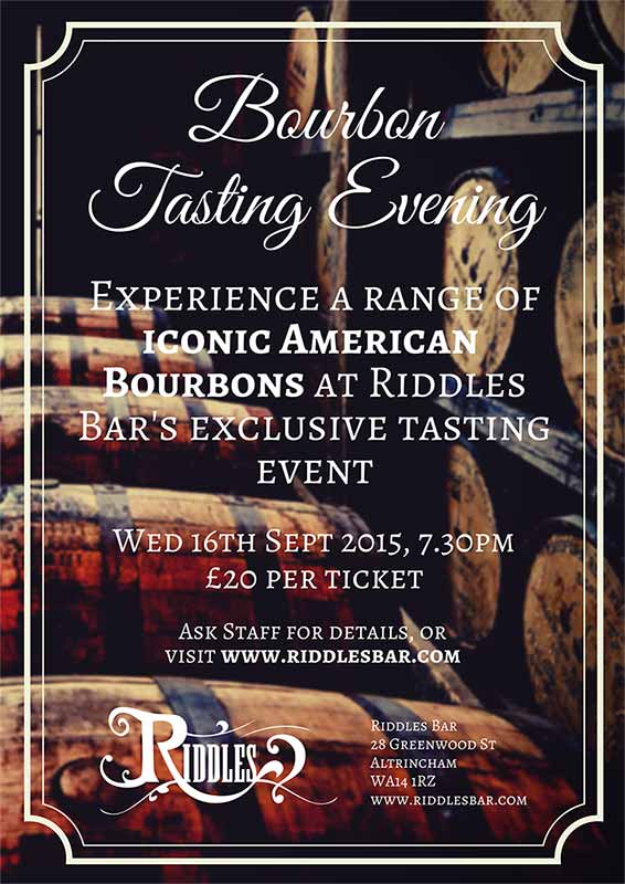5 Reasons Why You Should Try a Riddles Tasting Evening