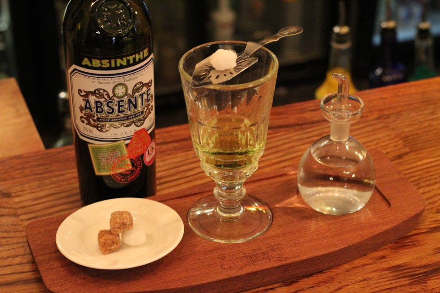Absinthe, So Misunderstood..