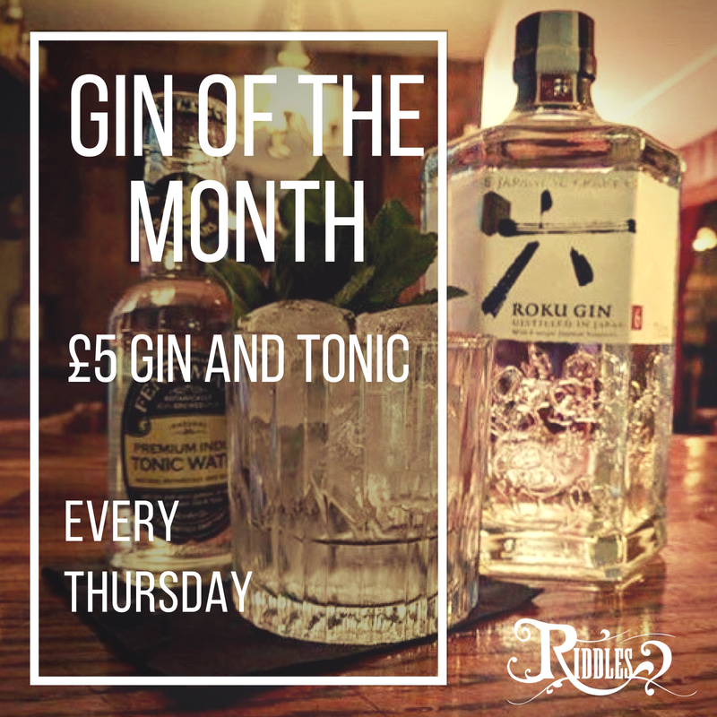 Gin Of The Month: Roku